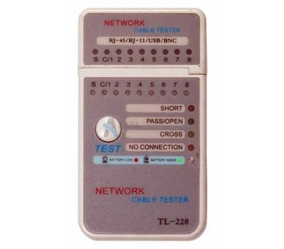 12-1010 тестер кабеля Rexant