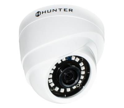 СНЯТО HN-D9712IR (2.8) IP видеокамера 1Mp Hunter