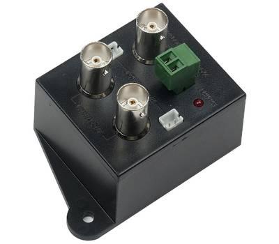 CD102 разветвитель видеосигнала SC&T