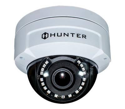 СНЯТО HN-VD322VFIRP (2.8-12) IP видеокамера 2Mp Hunter