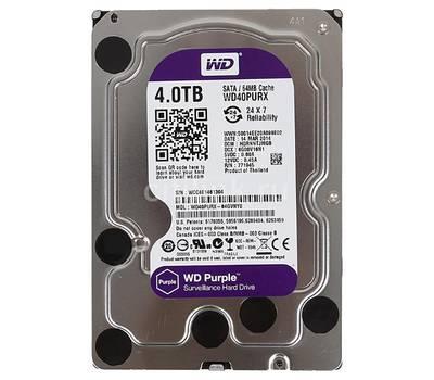WD40PURZ 4Tб жесткий диск серия Purple
