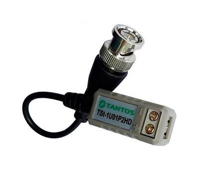 TSt-1U01P2HD приемопередатчик видеосигнала Tantos