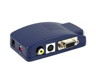 LKV2000 конвертер VGA в CVBS Lenkeng