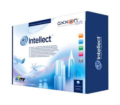 Подключение 1 IP камеры-ПО Интеллект