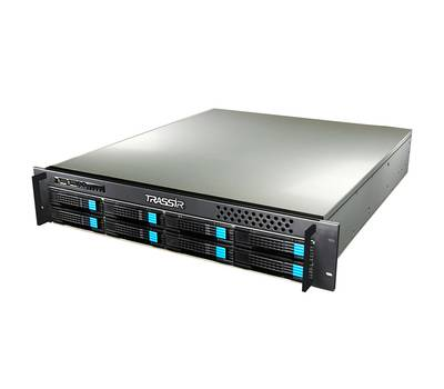 TRASSIR QuattroStation Pro сетевой видеорегистратор