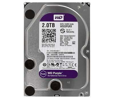 WD20PURZ 2Тб жесткий диск серия Purple