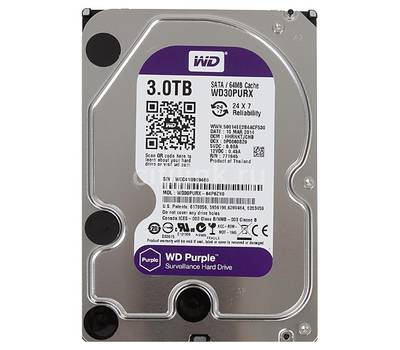 WD30PURZ 3Тб жесткий диск серия Purple