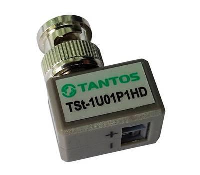 TSt-1U01P1HD приемопередатчик видеосигнала Tantos