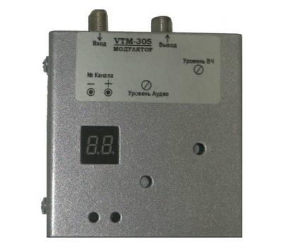 VTM-305 модулятор всеволновый Видеотехнология