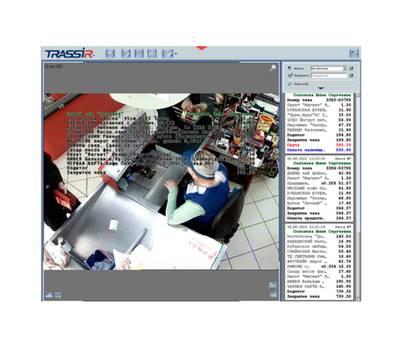 TRASSIR ActivePOS-1 система контроля кассовых операций