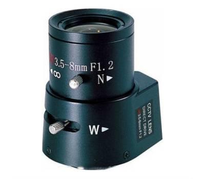 RVi-0358AIR вариофокальный объектив RVi