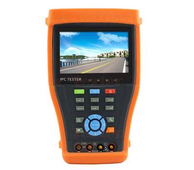 TIP-LT-M-4.3 видеотестер Tezter