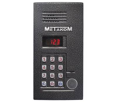 MK2012-RFEV блок вызова домофона Метаком