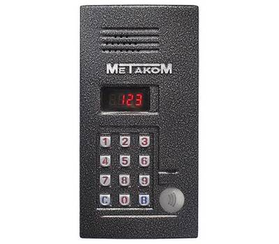 MK2012-MFEV блок вызова домофона Метаком