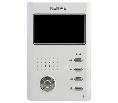 KW-E430C видеодомофон Kenwei