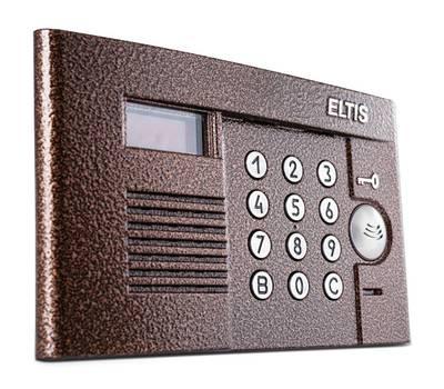 DP400-FD16 блок вызова домофона Eltis
