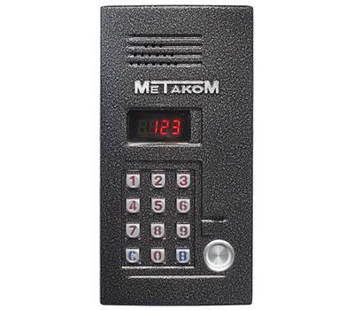 MK2012-TM4EN блок вызова домофона Метаком