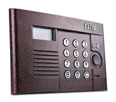 DP300-RD16 блок вызова домофона Eltis