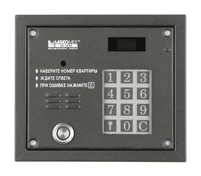 AO-3100 VТМ (CP-3000 VTM) блок вызова домофона Laskomex