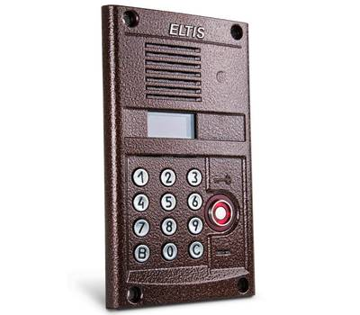 DP300-TD22 блок вызова домофона Eltis