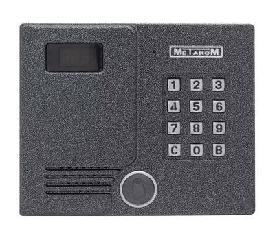 MK2007-RFE блок вызова домофона Метаком