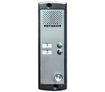 MK2-XV-TM блок вызова домофона Метаком