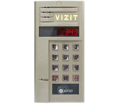 БВД-343F блок вызова домофона Vizit