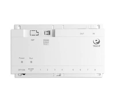 TI-6SP PoE коммутатор True IP