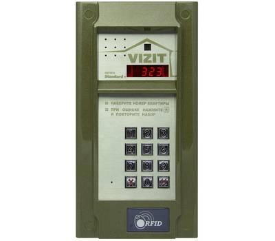 БВД-323F блок вызова домофона Vizit