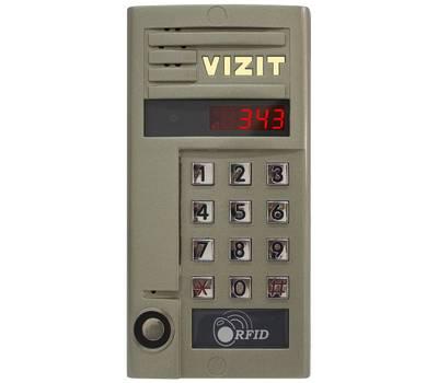 БВД-343RTCPL блок вызова домофона Vizit