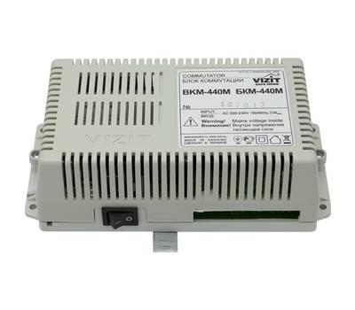 БКМ-440М (MAXI) блок коммутации монитора Vizit