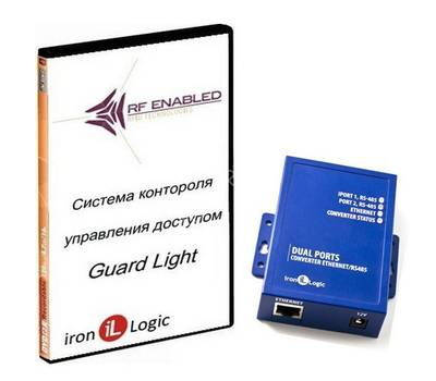 Guard Light-5/100 WEB комплект Iron Logic