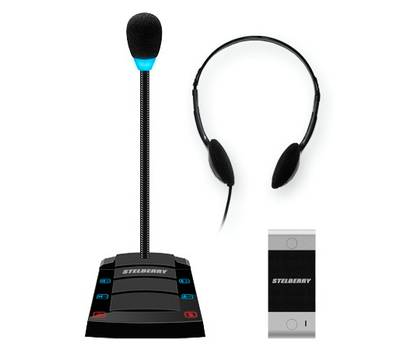 Stelberry S-401 переговорное устройство
