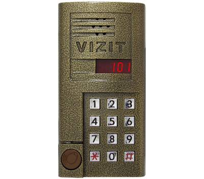 БВД-SM101R блок вызова домофона Vizit