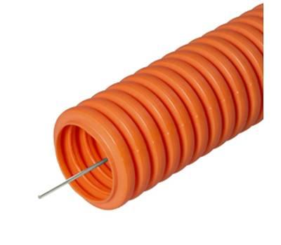 20мм лёг. труба гофр. ПНД не распр. горение (022033) (100 м)